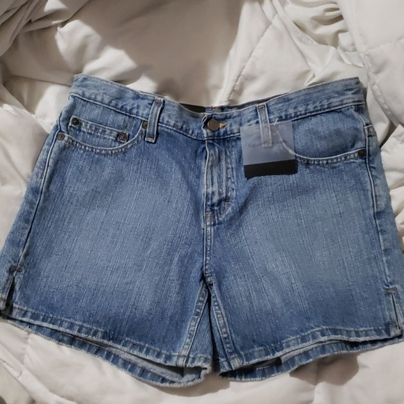 Calvin Klein Jeans Pants - NWT Calvin Klein Jean shorts